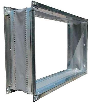 гибкие вставки для вентиляторов размер: